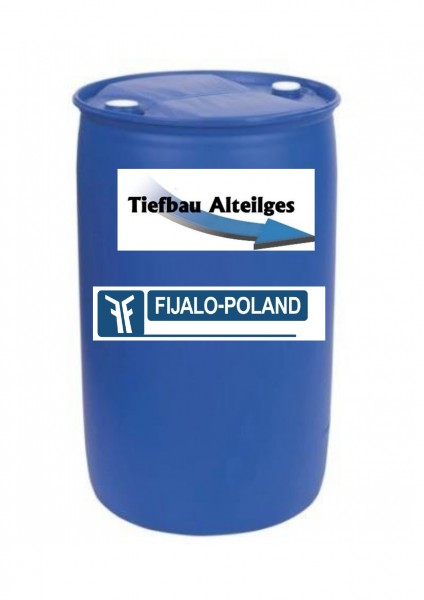 Luftdrucköl 200l Fass ohne Pumpe