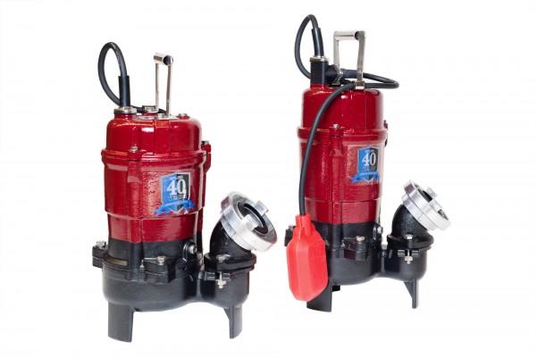 Abwasserpumpe mit Schwimmer SAV 370 WS