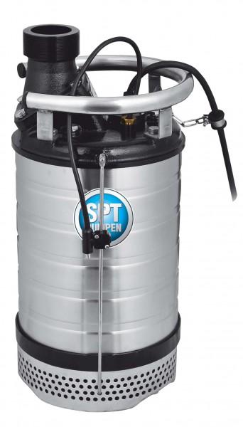 Schmutzwasserpumpe mit E-Kontrollsystem KSCE 337