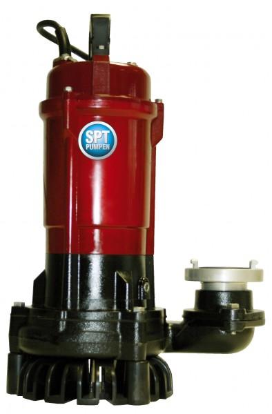 Schmutzwasserpumpe mit Rührwerk SPT 400R D