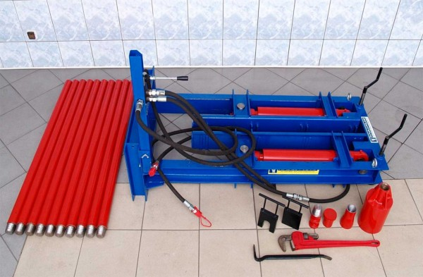 Richtpresse Mini HMP-200B