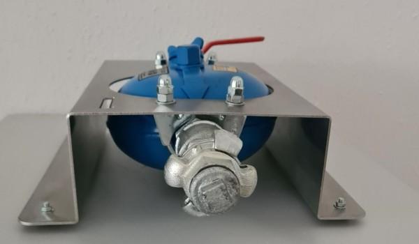 Druckluftöler 1,3 l - Schlauch Nebelöler für Erdraketen