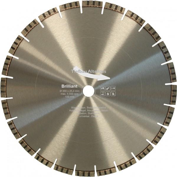 Diamant Trennscheibe BRILLIANT 500 mm