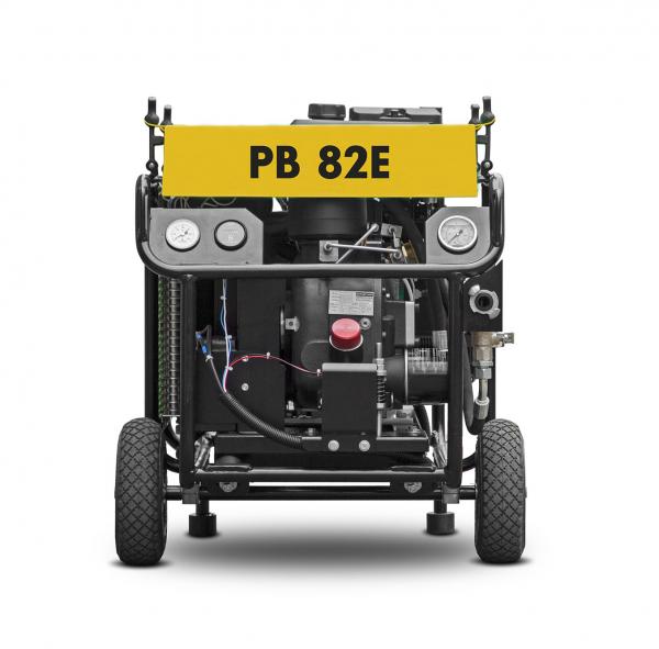 Fahrbarer Kompressor PB82E
