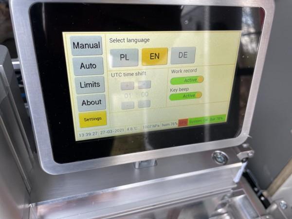 Aufrüstung auf Automatik (Protokollierung)