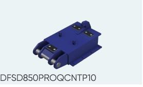 Schnellwechsler NTP-10 Dipperfox