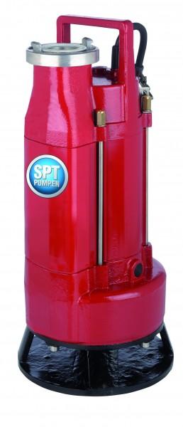 Schmutzwasserpumpe Schlammpumpe SPT 15-1